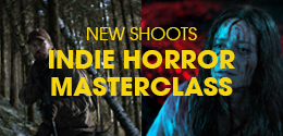 NEW SHOOTS: HOW TO MAKE A DEBUT HORROR